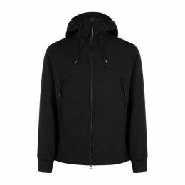 C.P. Company Black Shell Goggle Jacket