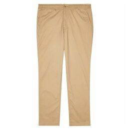 Polo Ralph Lauren Sand Cotton-blend Trousers