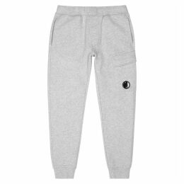 C.P. Company Grey Cotton Sweatpants