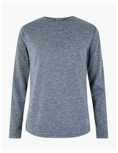 M&S Collection Active Marl Sweatshirt