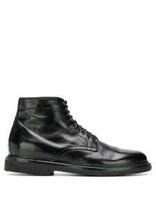 Officine Creative Stanford 203 boots - Black