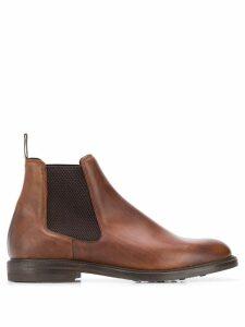 Berwick Shoes Marron Grass boots - Brown