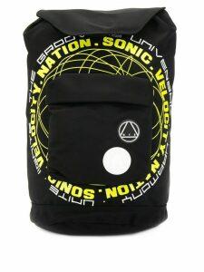 McQ Alexander McQueen Velocity Nation backpack - Black