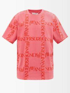 Gucci - Gg Jacquard Cotton Chenille Track Pants - Mens - Blue