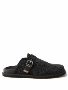 Polo Ralph Lauren - Logo Embroidered Technical Sweatshirt - Mens - Grey
