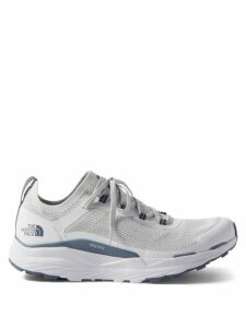 Palm Angels - Alien Print Cotton Sweatshirt - Mens - Black