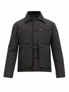 Craig Green - Quilted Worker Jacket - Mens - Black