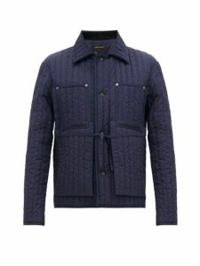 Craig Green - Quilted Shell Worker Jacket - Mens - Navy