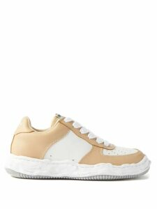 Missoni - Roll Neck Space Dyed Wool Sweater - Mens - Red Multi