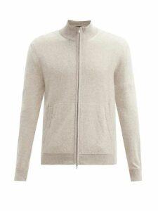 C.p. Company - Lens Embellished Cotton Jersey Sweatshirt - Mens - Black