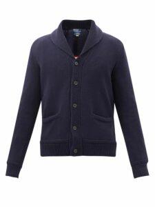 Balenciaga - Distressed Cuff Slim Leg Jeans - Mens - Indigo