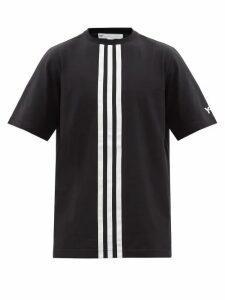 Prada - Ribbed Knit Alpaca Sweater - Mens - Black