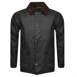 Barbour Bedale Wax Jacket Green
