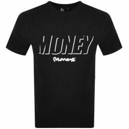 Versace Jeans Couture Leather Logo Belt Black