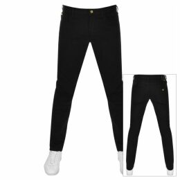 Emporio Armani J10 Slim Fit Jeans Black