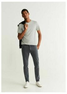 Slim fit grey Patrick jeans