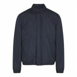 Corneliani Navy Shell Jacket
