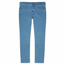 Paige Federal Blue Slim-leg Jeans