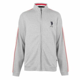 US Polo Assn Tape Funnel Sweatshirt