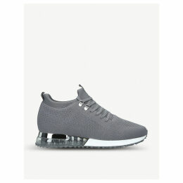 Tech Runner knit trainers
