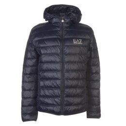 EA7 Bubble Hood Jacket