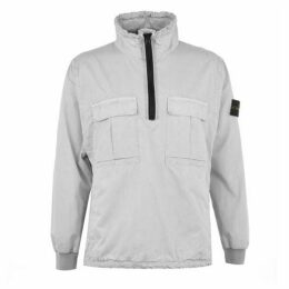 Stone Island Brushed Smock Jacket