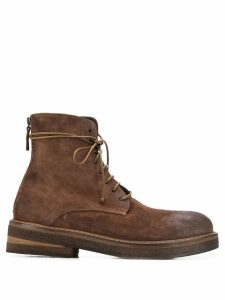 Marsèll military boots - Brown