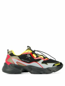 Plein Sport Runner Logos sneakers - Black