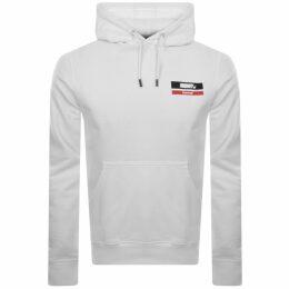 Emporio Armani Crew Neck Logo Sweatshirt Black