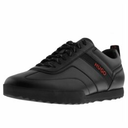 HUGO Matrix Lowp Trainers Black