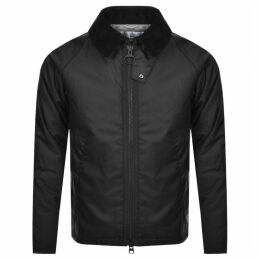 Barbour Beacon Munro Wax Jacket Black