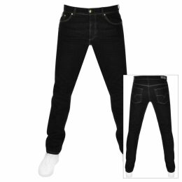 Versace Jeans Couture Slim Pure Jeans Black