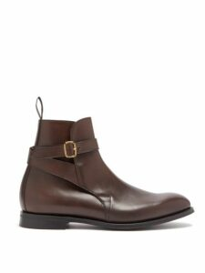Church's - Worthing Wrap Around Leather Boots - Mens - Brown