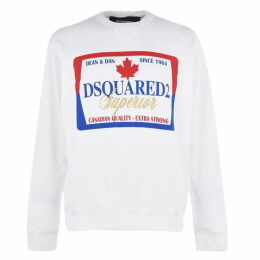 DSquared2 Patch Logo Sweater