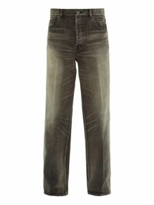 Balenciaga - Relaxed Leg Jeans - Mens - Multi