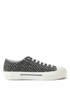 Allude - Ribbed Roll Neck Wool Sweater - Mens - Light Blue