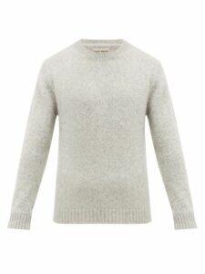 Salle Privée - Jakob Alpaca Blend Sweater - Mens - Grey