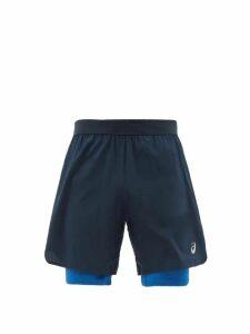 Gucci - Single Breasted Band Logo Wool Jacket - Mens - Red
