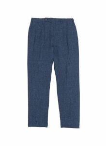 'Easy' linen pants