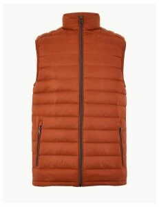 M&S Collection Down & Feather Stormwear Gilet