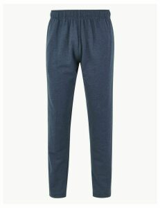 M&S Collection Cotton Rich Joggers