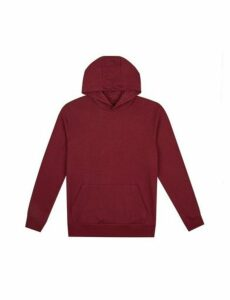 Mens Red Cherryade Overhead Hoodie, RED