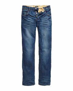 Lambretta Flag Stitch Jean 31in Leg