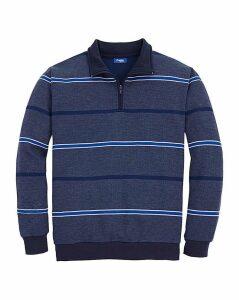 Premier Man Zip Neck Sweatshirt