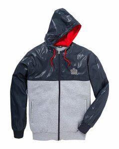 Admiral Style Full Zip Hoodie Regular