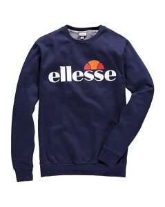 Ellesse Smash Crew Neck Sweatshirt Long