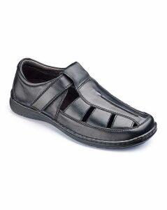 Dr Keller Touch & Close Sandal EUW Fit