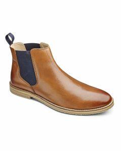 Jacamo Chelsea Boot Extra Wide Fit