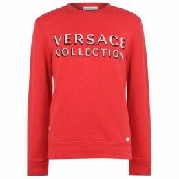 Versace Collection Vc Logo Sweatshirt