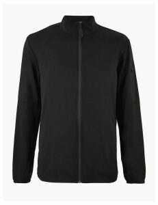M&S Collection Active Funnel Neck Jacket